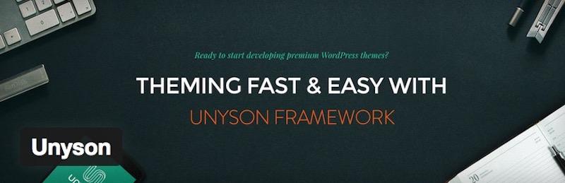 unyson-page-builder