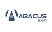 Abacus 24-7 logo